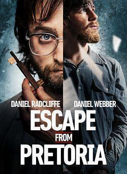 Escape from Pretoria FRENCH BluRay 720p 2020