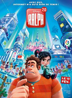 Ralph 2.0 FRENCH WEBRIP 1080p 2019 torrent9